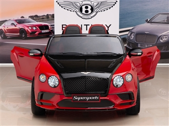 12V Bentley Two Tone Red