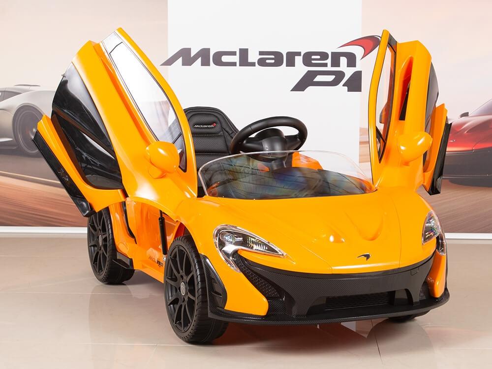 Toys Direct 12v Mclaren P1 Car Orange