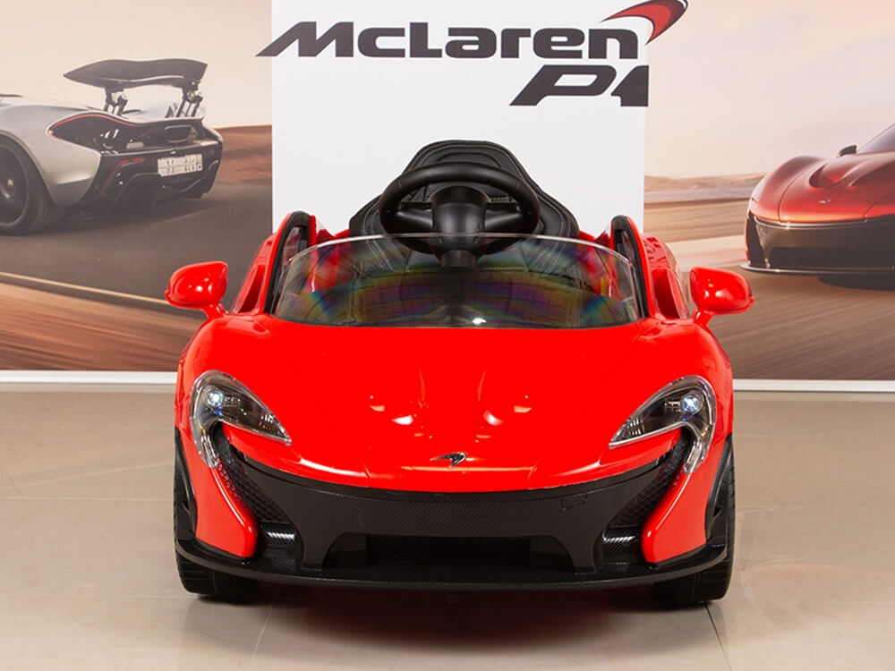 Toys Direct 12v Mclaren P1 Car Red