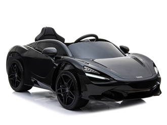 Big Toys Direct 12V McLaren 720S Car Painted Black