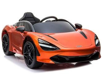 Big Toys Direct 12V McLaren 720S Car Painted Orange