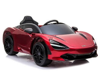 Big Toys Direct 12V McLaren 720S Car Painted Red