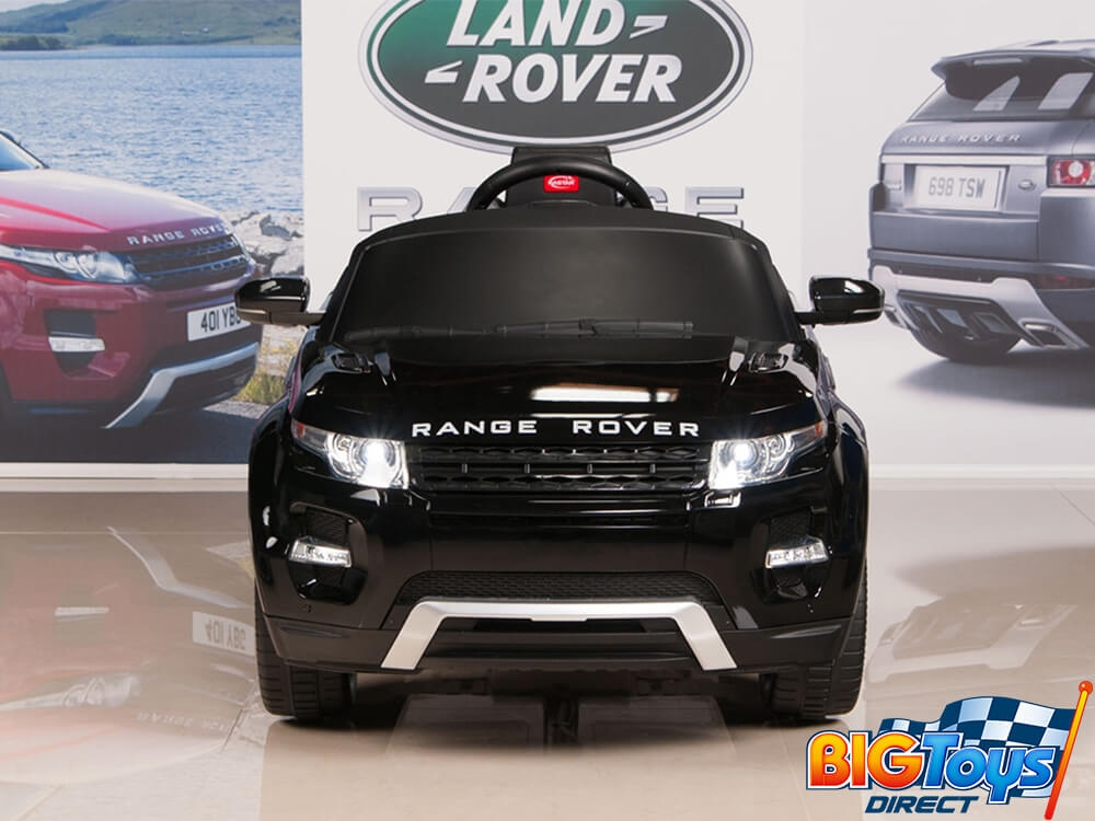 12v Range Rover Evoque Kids Battery
