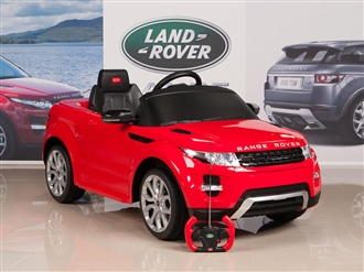 12V Range Rover Evoque Red