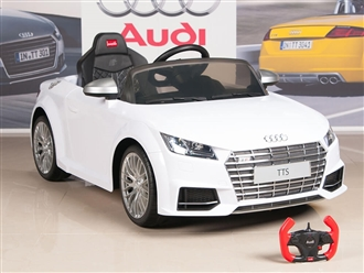 Rastar 12V Audi TTs Kids Ride On Car