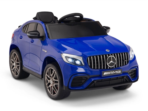 Mercedes-Benz GLC63S Ride On Blue