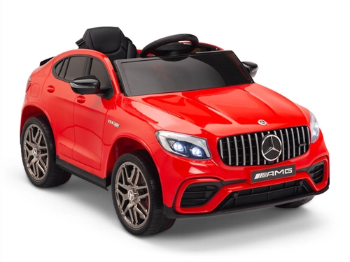 Mercedes-Benz GLC63S Ride On Red