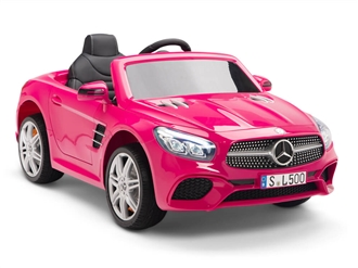 One Seat SL500 Kids 12V Pink