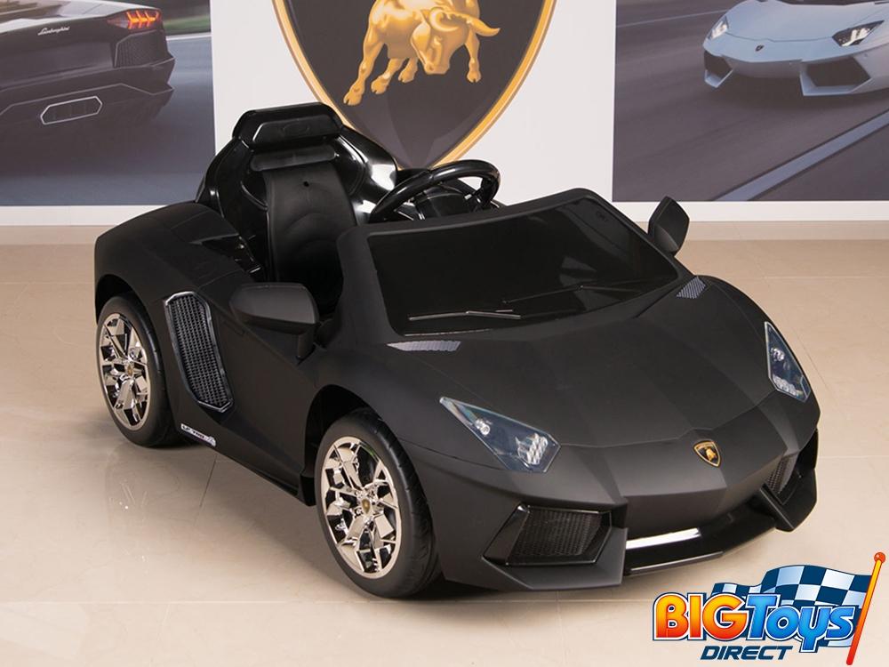 Lamborghini Aventador 12v Kids Ride On Battery Powered Wheels
