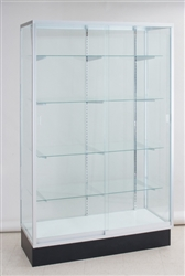 Extra Vision Glass Wallcase with Glass Back