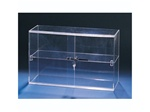 Single Shelf Acrylic Countertop Showcase - A1F467