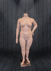 Plus Size Female Mannequin