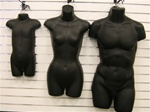 Male Female & Child Mannequin Dress Form Set