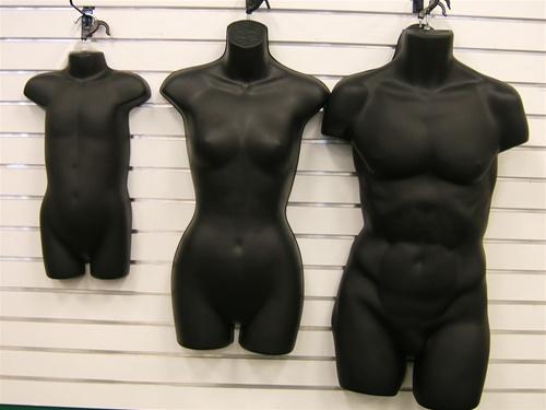 Male Female   Child Mannequin Dress Form Set b0ae9dbd2