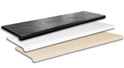 Bullnose Duron Shelf Heavy Duty