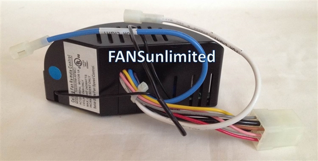 Monte Carlo 7083R (RM-RFMC) Ceiling Fan Receiver Replacement (100-014)