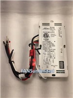 Hunter Fan 84368 Replacement Receiver for 27185 & 27186