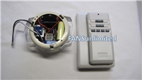 Hunter Fan CP9430R Receiver & UC7848T Remote With Wall Holder SET GENUINE