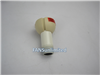 Casablanca Fan Downrod & Ball Assembly CLASSIC WHITE GENUINE *NEW*