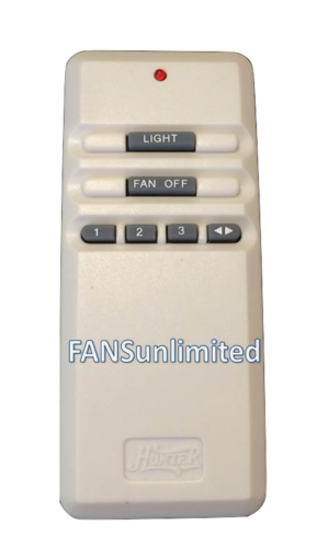 Hunter Fan UC7848T UC7848 UC7042T Genuine Remote Control Replacement Transmitter