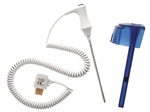 Probe, Oral for Sure Temp Plus 690, 4ft Cord
