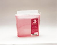 Sharps Container, 5 Quart