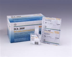 DCA 2000 and Vantage Microalbumin/Creatinine Test,  10/box