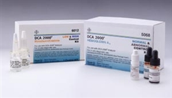 DCA 2000 & Vantage Microalbumin/Creatinine High/Low Control Kit, 4/kit