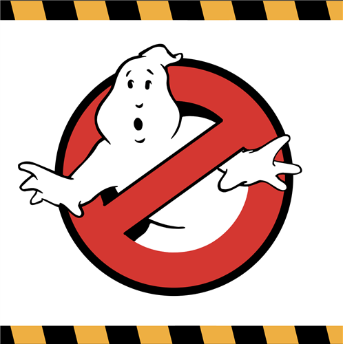 Custom Ghostbusters Magnetic Automotive Decals