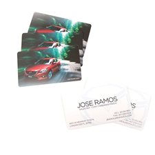 JATO Full Custom Paper Business Cards