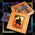 Acid Seven Wonders 7 Cigar Sampler Includes Kuba Kuba, Kuba Maduro, Blondie Belicoso, Deep Dish, One, Atom Maduro, and Liquid