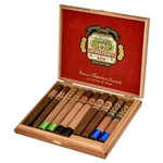 Arturo Fuente Extremely Rare Holiday Collection (Includes 2 of Each: Arturo Fuente Hemingway Classic, Arturo Fuente Double Chateau Sun Grown, Arturo Fuente Double Chateau Fuente, Fuente Fuente Opus X 20th Anniversary Father & Son, and Arturo Fuente Mag...