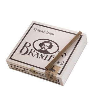 Braniff No. 2 Natural Mexican Chicos (50/Box)