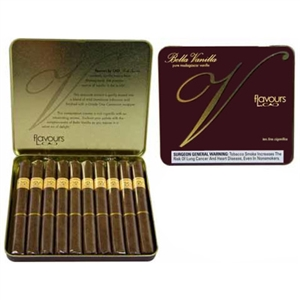CAO Bella Vanilla Cigarillos (10 Tins of 10)