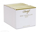 Davidoff Mini Cigarillos Gold (10 Packs of 10)
