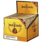 Don Tomas Clasico Coronitas (10 Tins of 10)