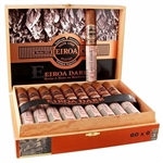 Eiroa Dark Natural Gordo - 6 x 60 (20/Box)