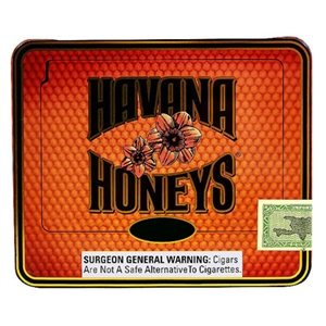 Havana Honeys Rum Cigarillos (5 Tins of 10)