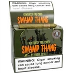 Kentucky Fire Cured Swamp Thang Ponies (5 Tins of 10) 4 x 32