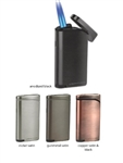 Vertigo by Lotus Concorde Double Flame Lighter with Punch Cutter