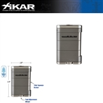 XIKAR Table Top Allume Stealth