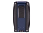 Xikar Turismo Double Flame Lighter - Matte Blue