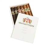 Macanudo Hyde Park Sampler (Includes 2 of Each - Cafe, Maduro, and Robusto)