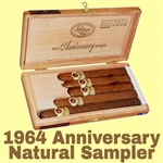 Padron 1964 Anniversary Series Sampler (5/Box)