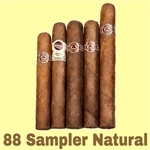 Padron No. 88 Sampler (5/Box)