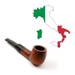 Italian-made Basket Pipes (Assorted)