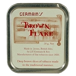 Germain Brown Flake Pipe Tobacco 1.75 oz