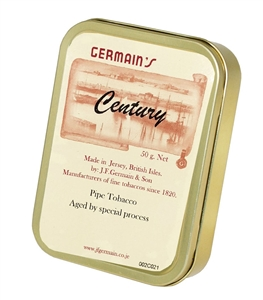 Germain Pipe Tobacco - Century - 1.76 oz Tin