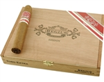 Regius Exclusivo USA Red Lancero Extra - 7 1/2 x 42 (Single Stick)