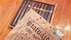 Tatuaje Skinny Monsters Lanceros Sampler (1 Each of Skinny Monsters)